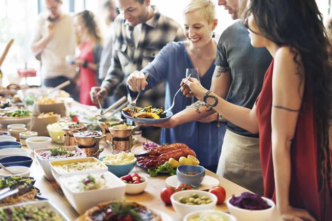Catering for Events Parties Functions Weybridge Elmbridge Surrey