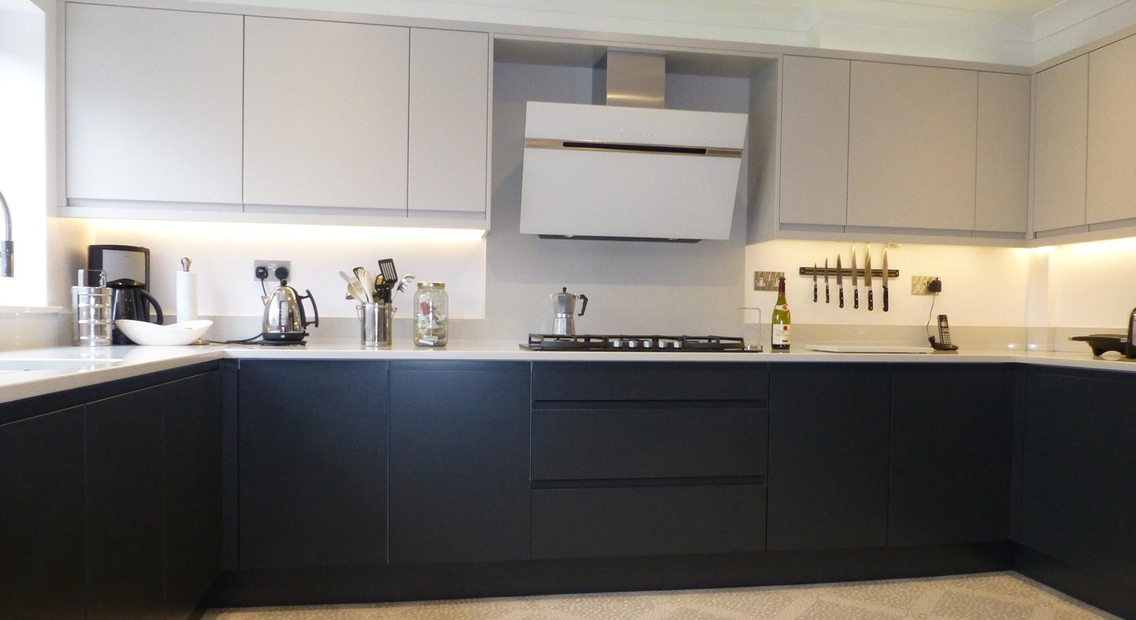 Designer Kitchens Surrey