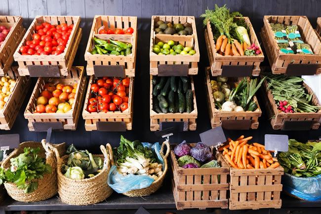 Fruit and Vegetables Weybridge Elmbridge Surrey
