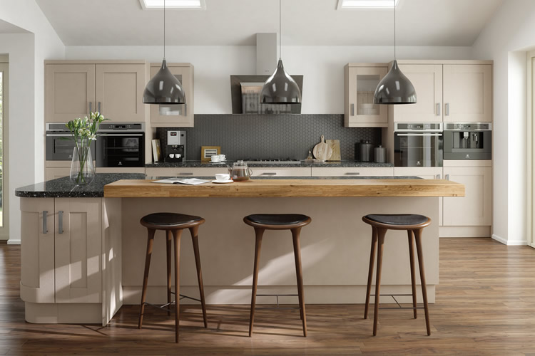 Kitchens by Kingston Cabinets