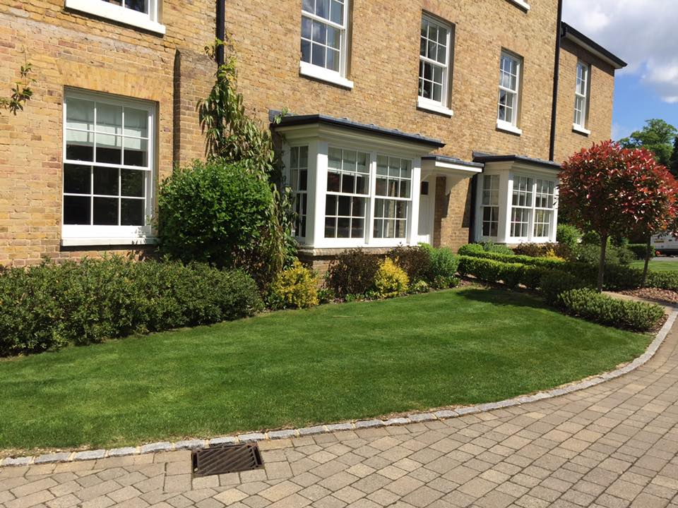 Mowing Leaf Blowing Services Surrey