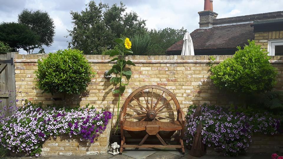 Patios Garden Landscaping Weybridge Surrey