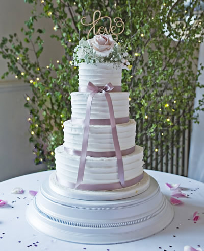 Wedding Cake by Iced Innovations